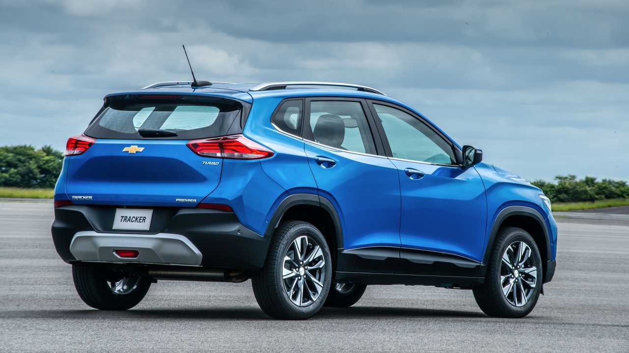 The Chevrolet Tracker crossover SUV had been intended for a worldwide debut, but it only launched in one market in 2019: China. Today, production finally started at the GM factory in Brazil.