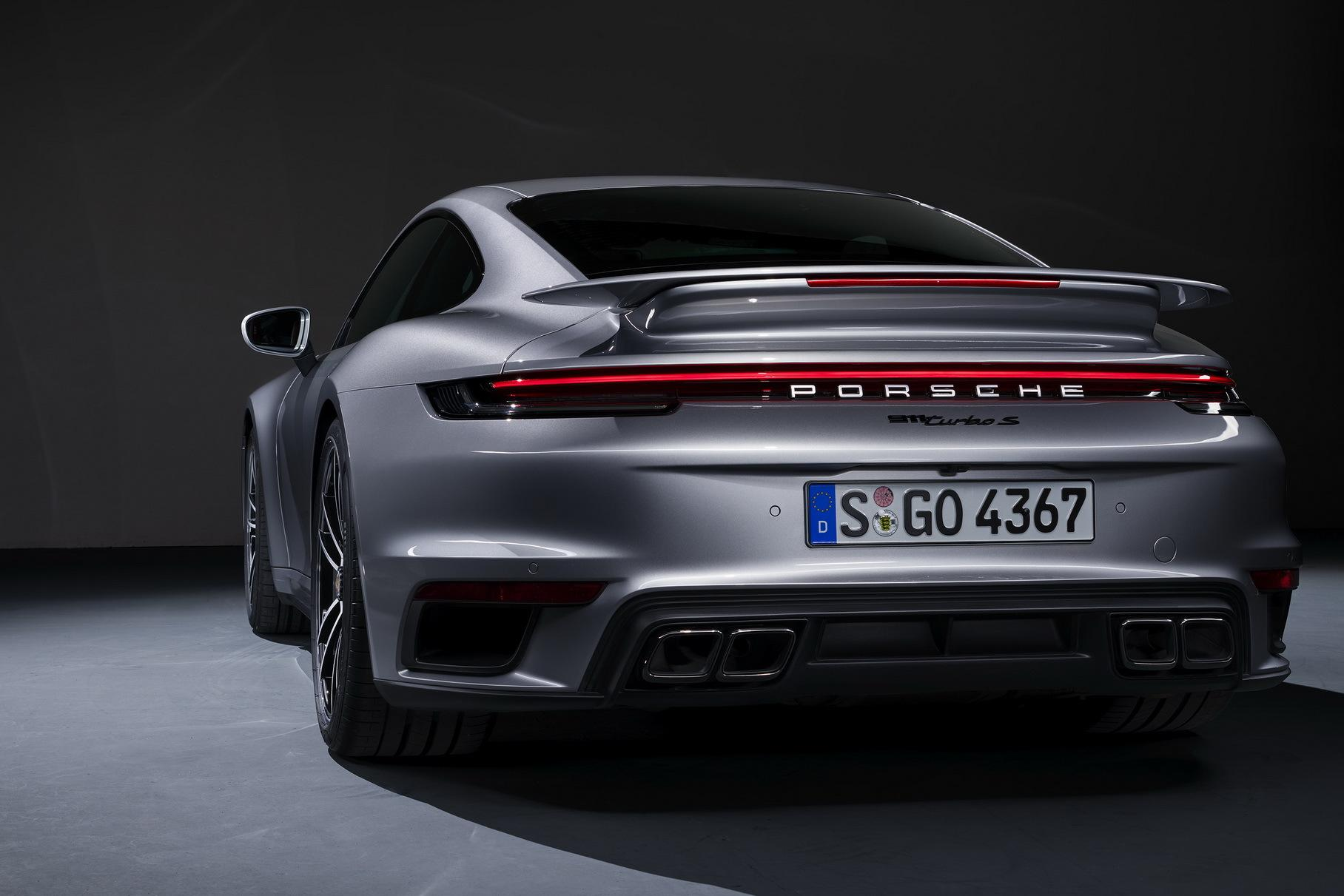 With up to 650 hp (485 kW) and 800 Nm (590 lb-ft) of torque sourced from its 3.8-liter opposite-six mill, the Porsche 911 Turbo S is impressively specced by nearly any standard. However, according to CEO Oliver Blume, the iconic model will ultimately switch to a part-electric powertrain.