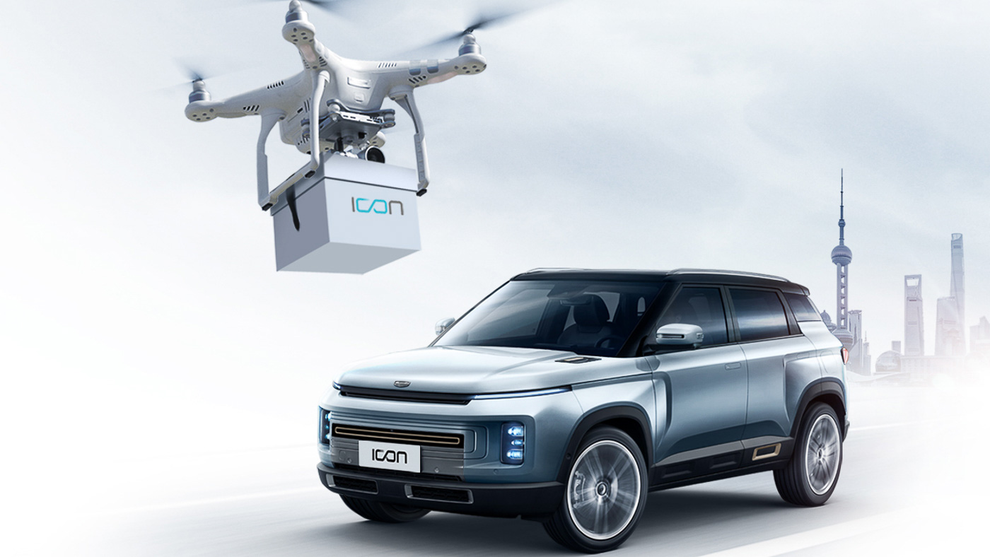 In February, Chinese car manufacturer Geely reacted to the coronavirus pandemic by introducing 'contact-free' sales of its cars. Today, it improved upon the existing system in a creative way.