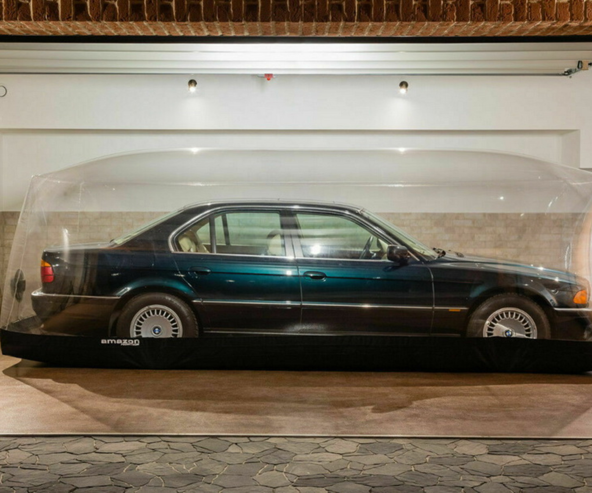An eBay ad has been posted for this unique BMW 7 Series sedan, which its owner purchased in 1997 and almost immediately put into a carefully ventilated time capsule.