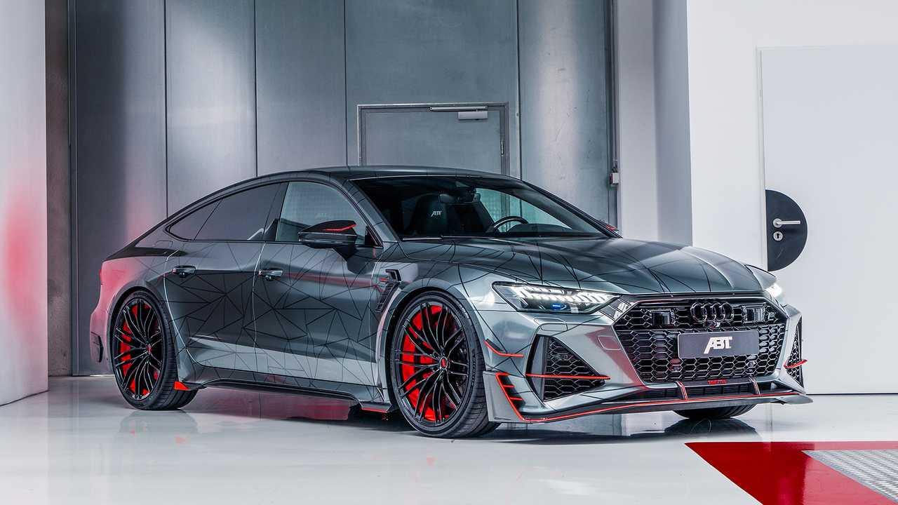 ABT Sportsline has unveiled its own take on the Audi RS7. In its R guise, the sports car gets plenty of visual and technical improvements.