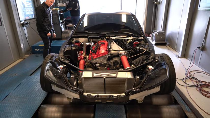 Around six months ago, tuner workshop Papadakis Racing pledged to squeeze over 1,000 horsepower (745+ kW) out of the BMW B58 mill the new Toyota Supra comes equipped with. Based on this video, the target numbers are nearly here.