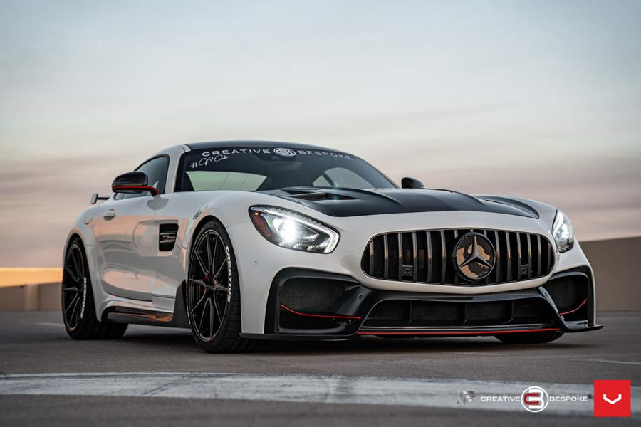 Creative Bespoke, a custom auto shop based in Arizona, USA, has rolled out an exquisitely refined 2016 Mercedes AMG GT S. Let us see what it packs.