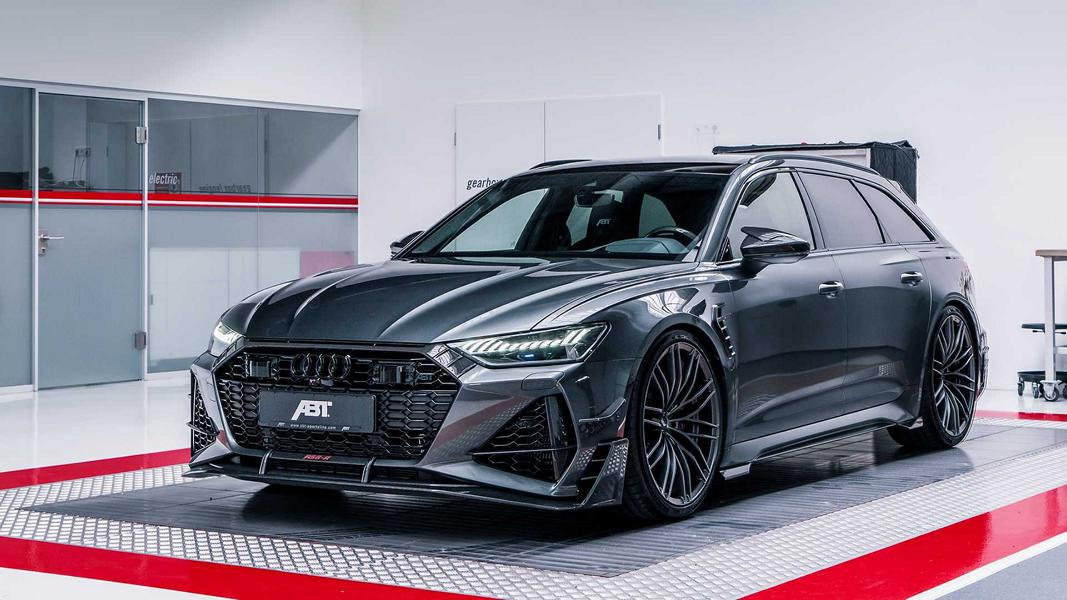 Barely a week has passed since ABT Sportsline showed us its own rendition of the latest Audi RS7, and now the RS6 follows up with the same basic enhancements. Let us delve into details.