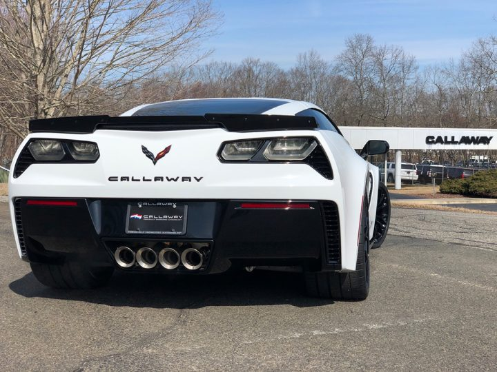 Since late 80s, Callaway Automobile has been famous for its twin-turbo upgrade kits for the entire Chevrolet Corvette range. Now, the company finally offers a boost for the previous-gen Z06 'Vette.