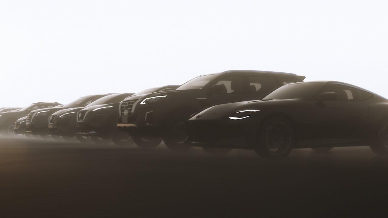 Компания Nissan рассказала о дальнейших планах: в ближайшие три года японцы подготовят целых двенадцать новинок. Среди них – очередной спорткар серии Z, который показали в ролике.