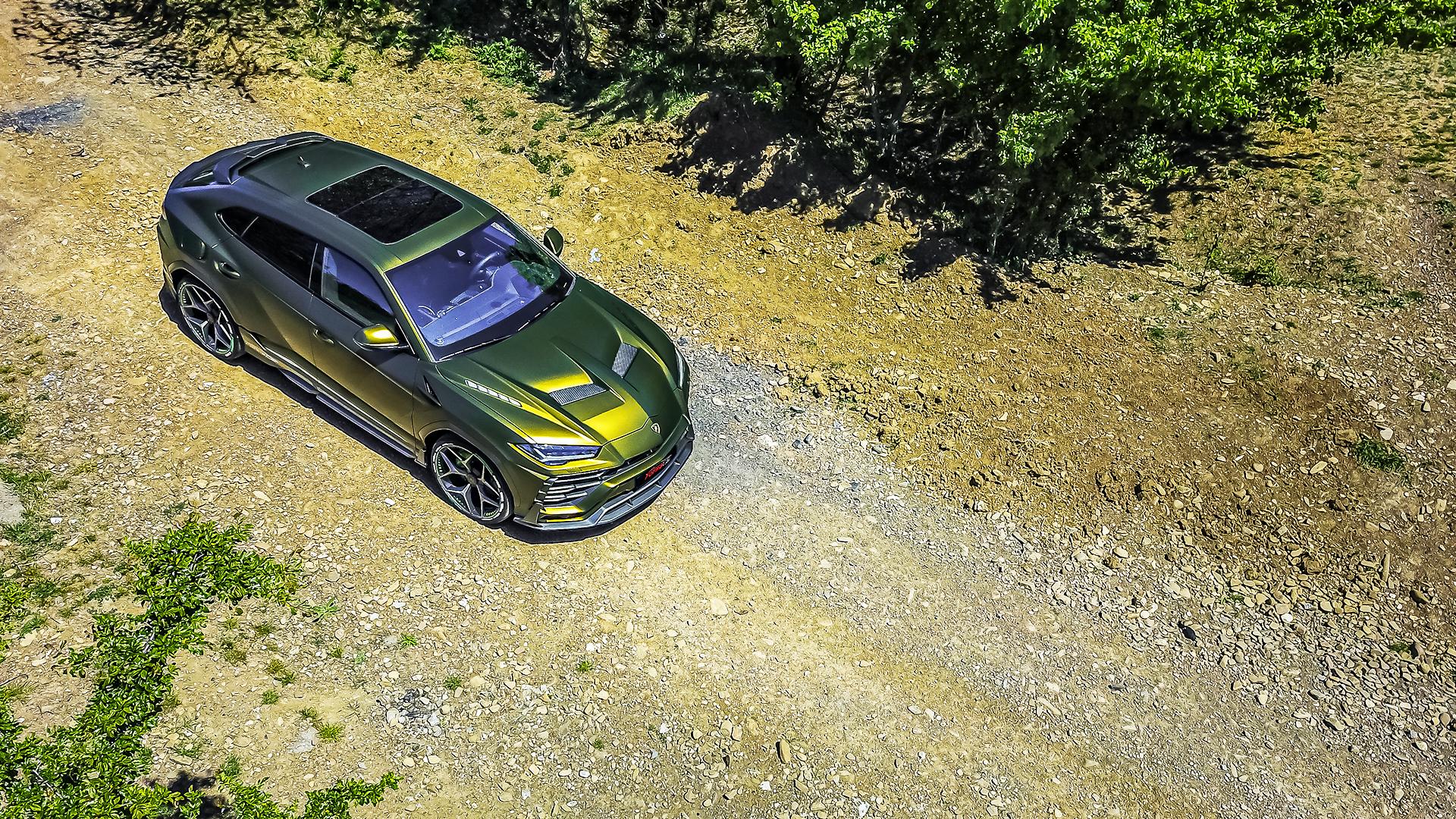 Компания SCL GLOBAL Concept в сотрудничестве с FormaCar представила масштабный рестайлинг для Lamborghini Urus. В состав аэродинамического комплекта вошли 42 детали.