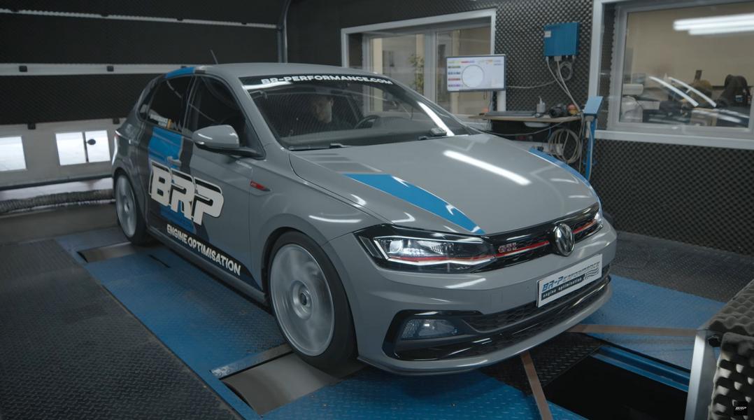 Немецкая тюнинг-мастерская доработала компактный Volkswagen Polo GTI, превратив его в настоящий «маслкар для бедных». Взглянем?