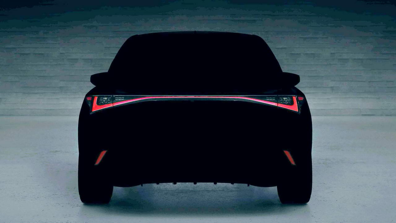 The U.S. subdivision of luxury car marque Lexus has posted the first teaser image of the next-gen IS sedan along with the premiere date and time: June 09, 23:00 UTC.