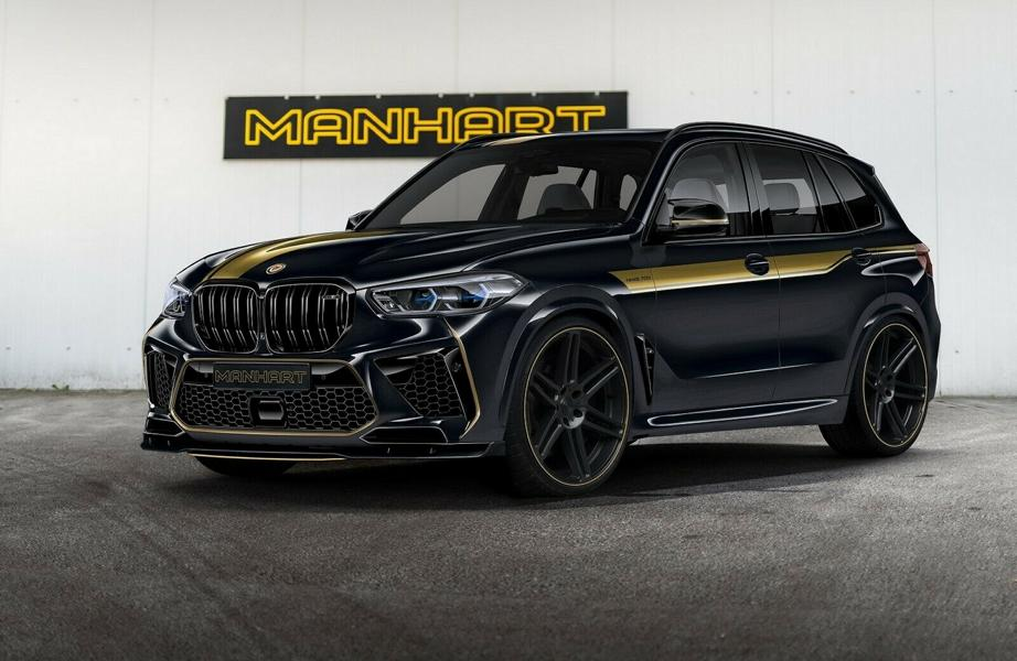 The 2020 BMW X5 M (G05/F95) is a luxury SUV that precious few can afford, given its €200,000+ starting price. But if you are hunting for even more exclusivity, be sure to check out Manhart's latest offer.