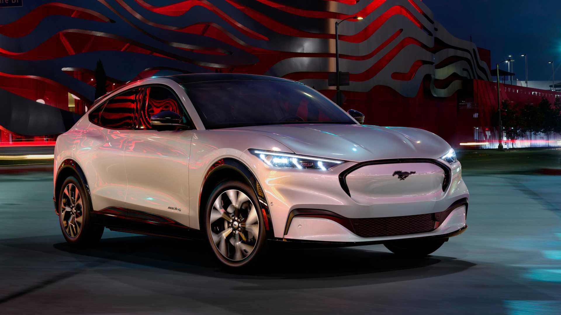 Ford has conducted a series of tests and concluded that its newest electric SUV – the Mustang Mach-E – refills its batteries considerably faster than simulations predicted, and runs longer.