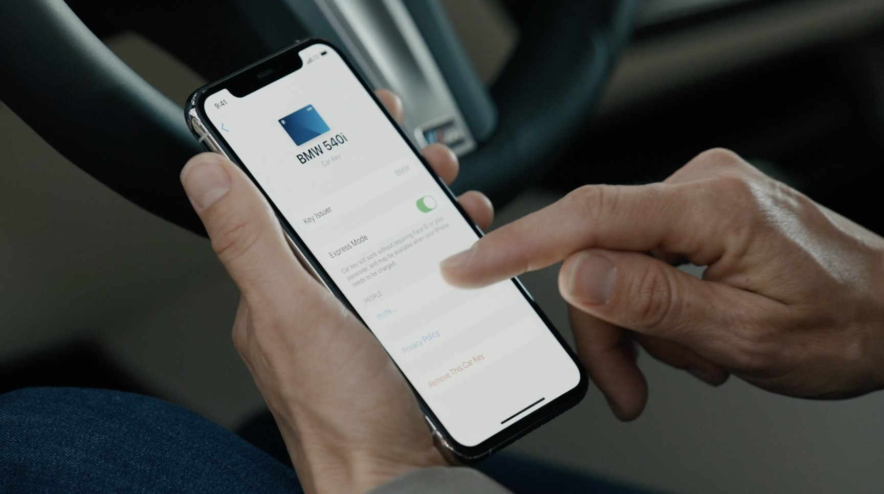 Apple will be adding an app called Digital Key to the App Store for all devices running the latest iOS 13, which BMW drivers will be able to use to unlock their cars.