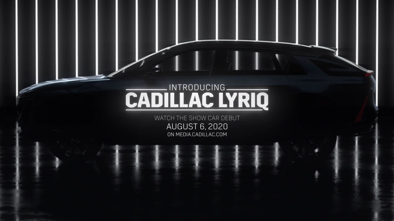 Cadillac let the world know it was working on an all-electric crossover SUV in early 2019, but it wasn't until today that a video teaser finally made it online.