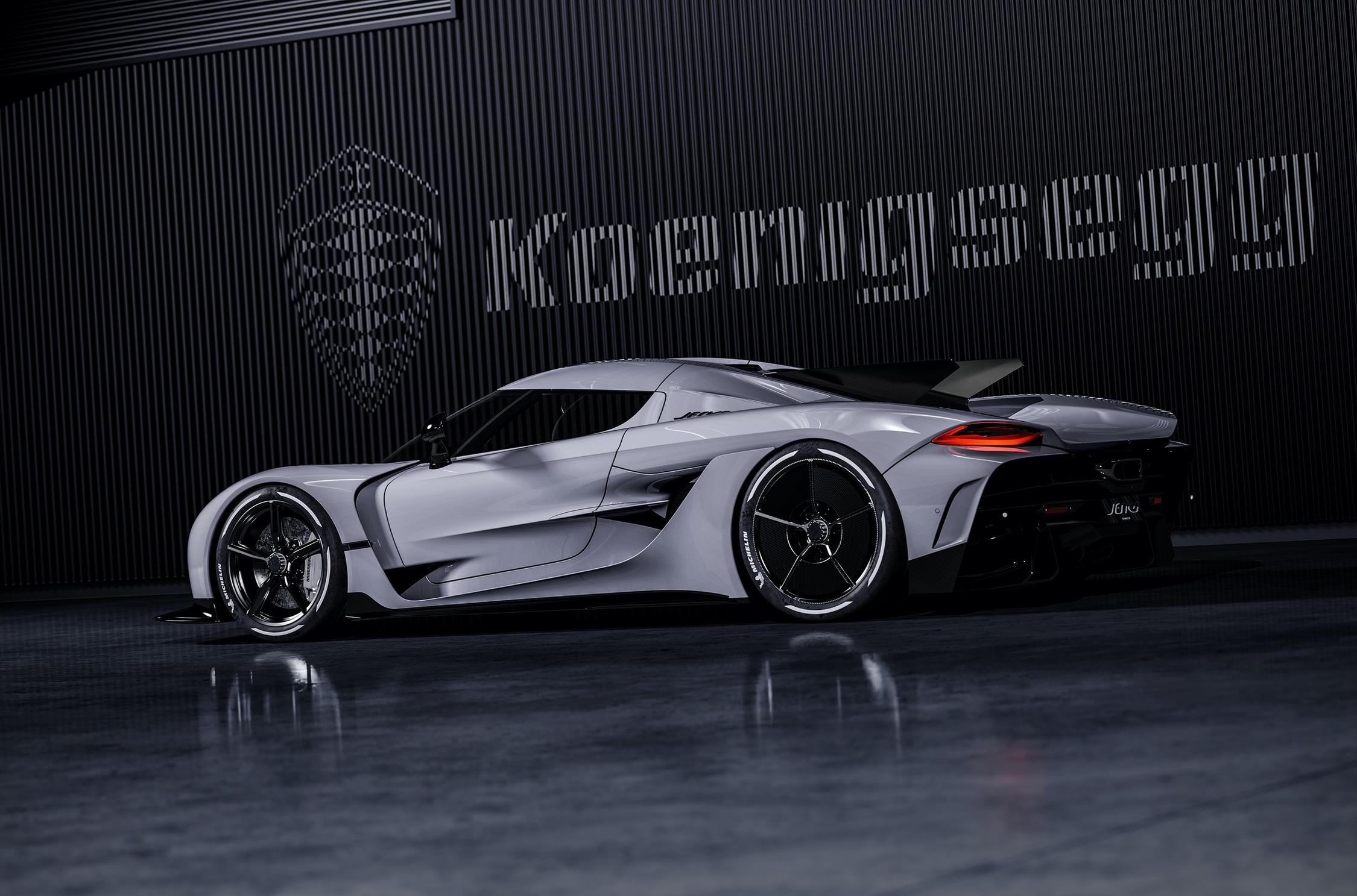 When it unveiled the Jesko Absolut hypercar this spring (featured in our gallery), Koenigsegg said it would forever remain its fastest road-legal vehicle. Today, the Swedish automaker announced a new car that is specifically not road-legal.