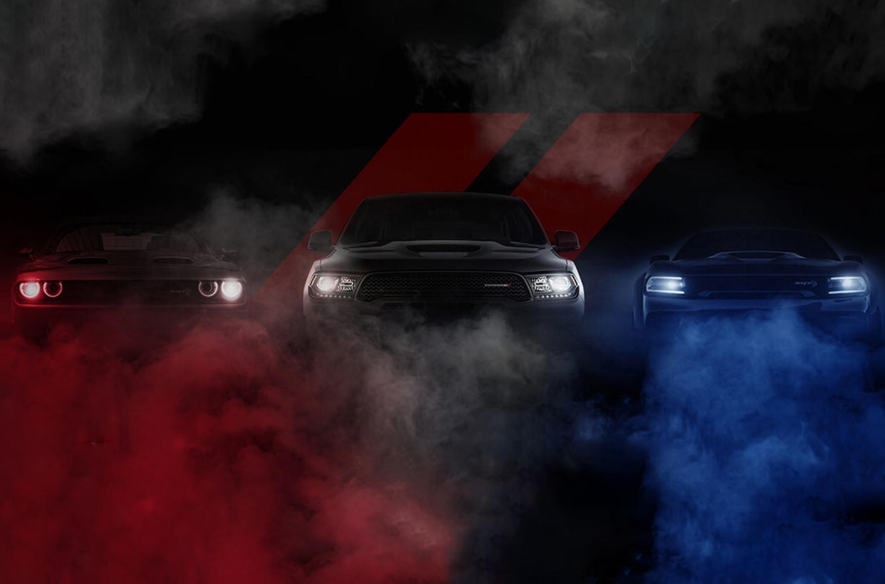 Dodge has surely found an original way to announce its 2021 lineup: in the short teaser video, multiple cars rev up their HEMI engines to produce the musical notes of The Star-Spangled Banner.