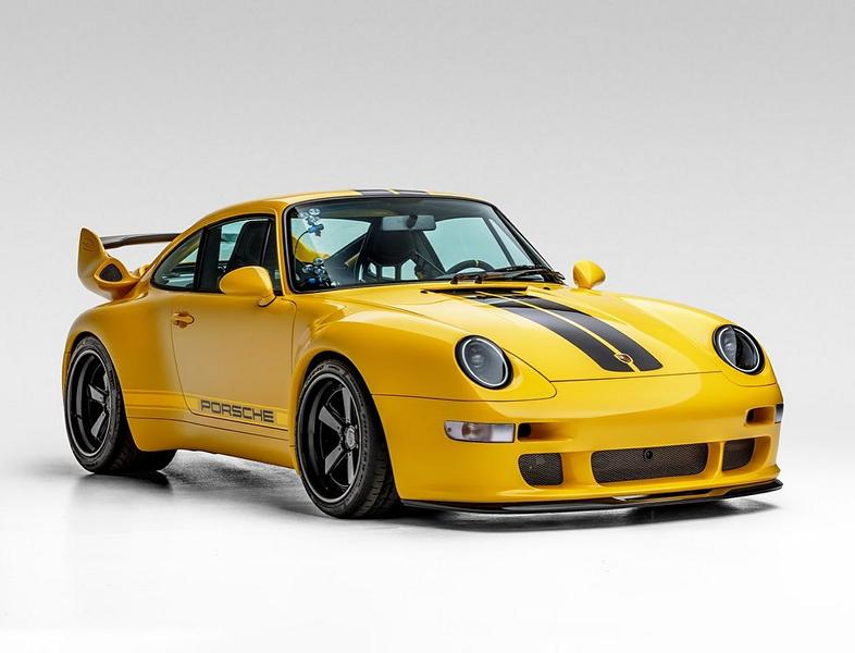 """Gunther Werks, a company specializing in the restoration of older Porsche 911 models, has released pics and a half-an-hour video dedicated to its latest project, """"Sting"""". Watch it, you'll like it!"""
