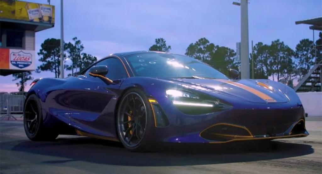 Few McLaren 720S owners would dare to fiddle with its drivetrain, which puts up to 720 hp (530 kW) and 770 Nm (568 lb-ft) of torque to the ground as is. Still, a guy from Miami felt like tuning it some more – and couldn't be happier with the result.