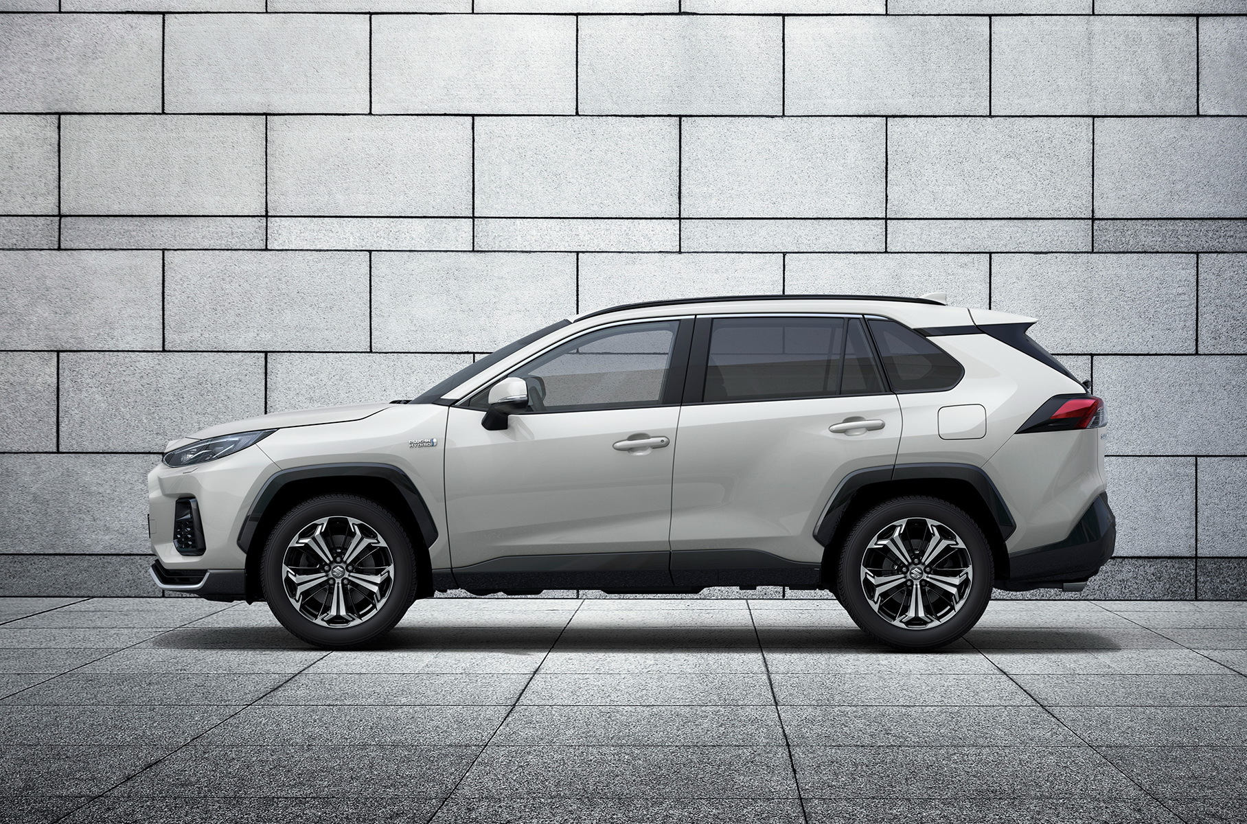 Suzuki has unveiled a compact SUV named Across that is actually just a redesigned Toyota RAV4 meant specifically for the European market.