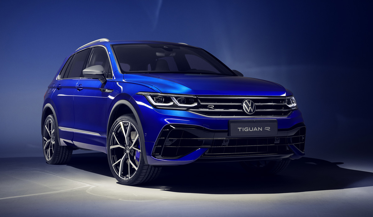 Volkswagen has introduced its 2021 Tiguan lineup, which includes a plug-in hybrid spec and a high-end R version. Let's see what's new and exciting.