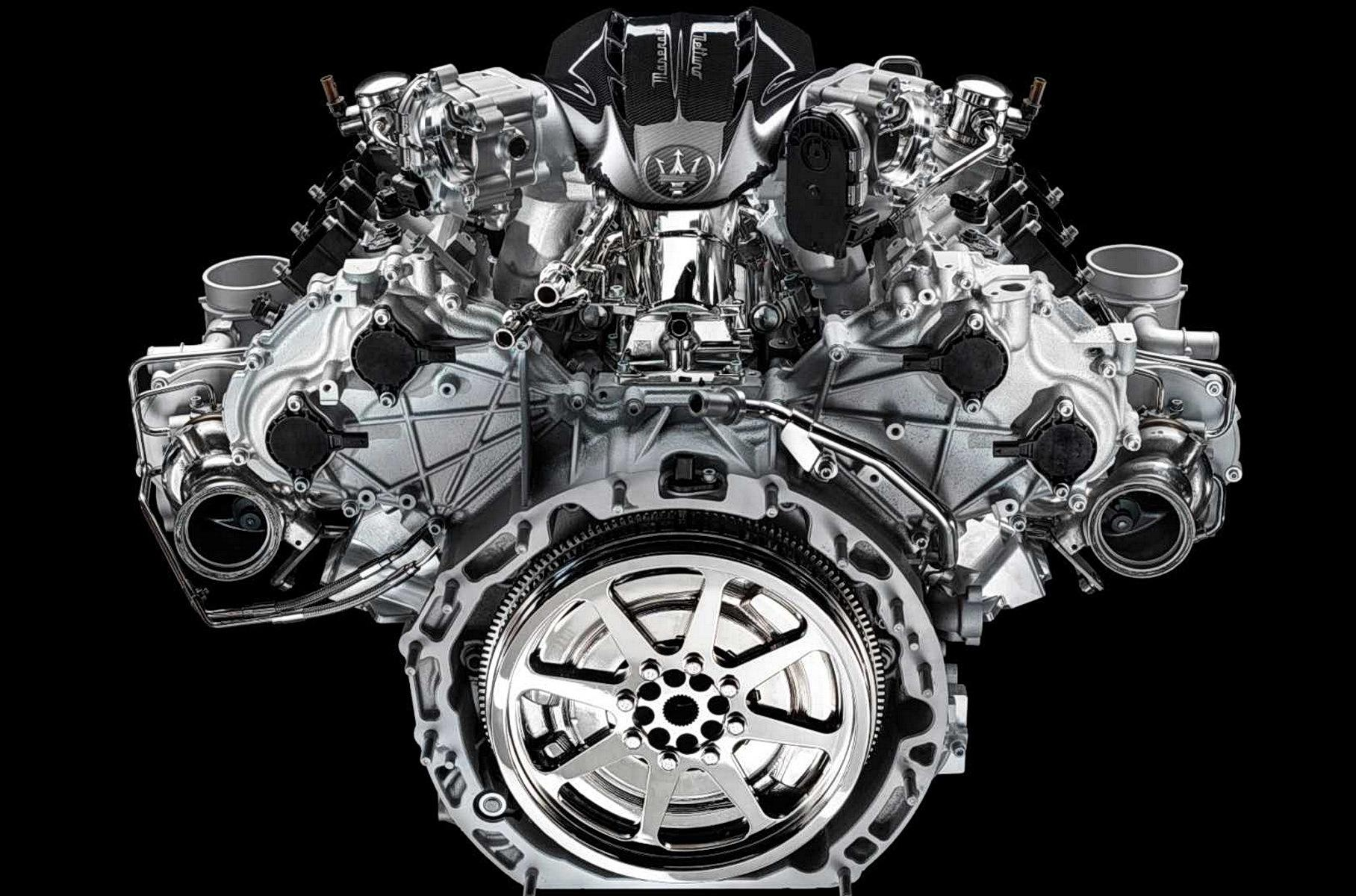 Maserati has released a few details about its upcoming in-house designed six-cylinder engine called Nettuno, which it plans to install on the MC20.