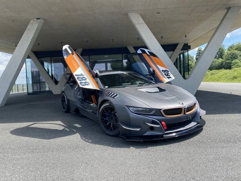 We have recently reported about an especially lightweight i8 Hybrid Coupe built by Edo Motorsport. Now, let us check out one of the tuner's most ambitious projects: the i8 Procar.