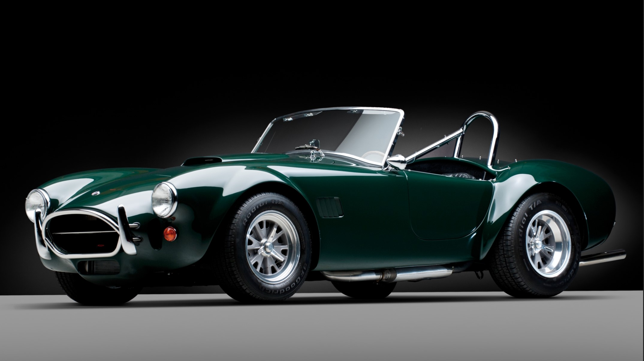 AC Cars has unveiled two new modifications of its Cobra roadster model, and both warrant a close examination because of their unique features. The launch celebrates 58 years from the release of Carroll Shelby's first vehicle.