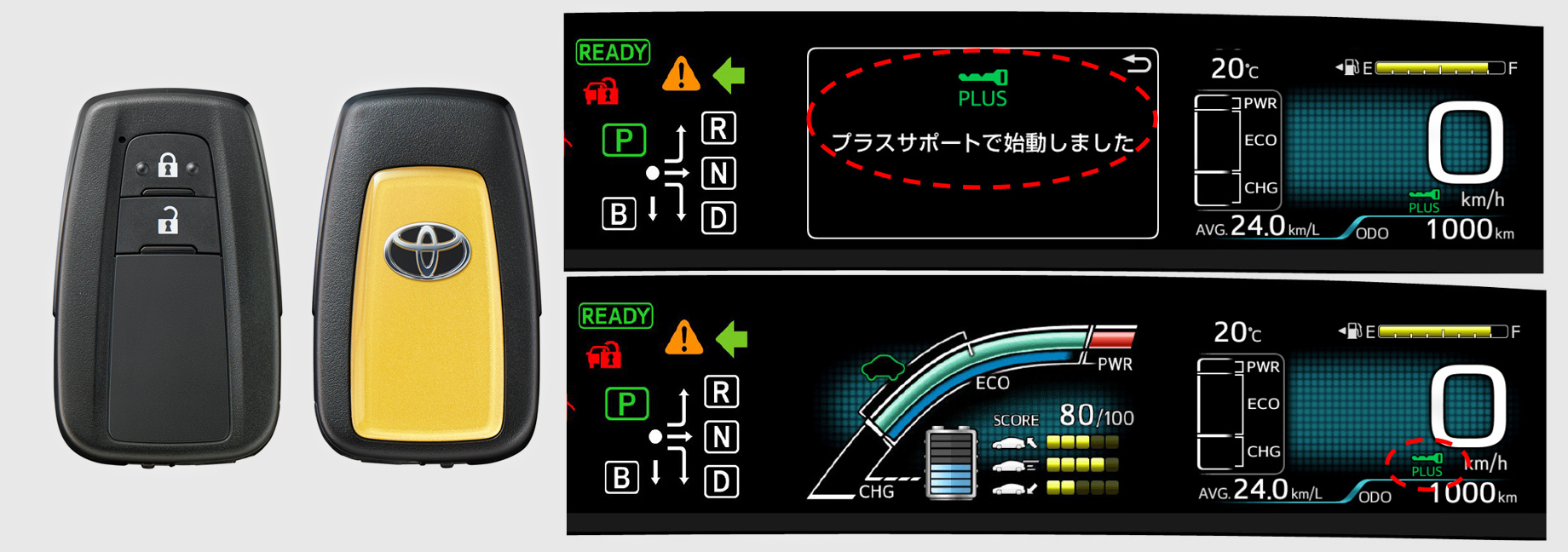 The new feature called Plus Support will be initially available for the Japan-spec Toyota Prius and will prevent the car from ramming into an obstacle when the driver clearly floors the gas pedal by accident. Later on, it will spread over across the range.