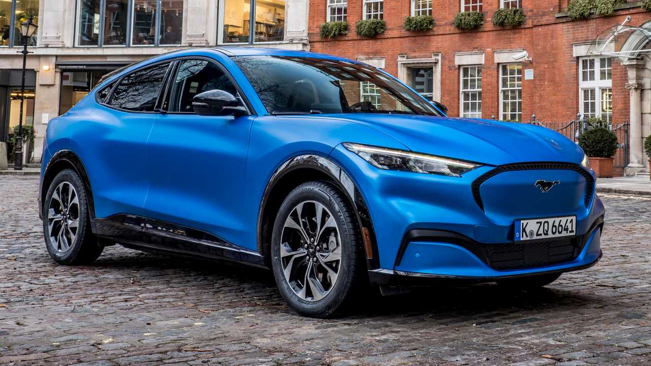 """The U.S.-based automotive giant has released full specifications of its newest SUV, the """"Mustang"""" Mach-E."""