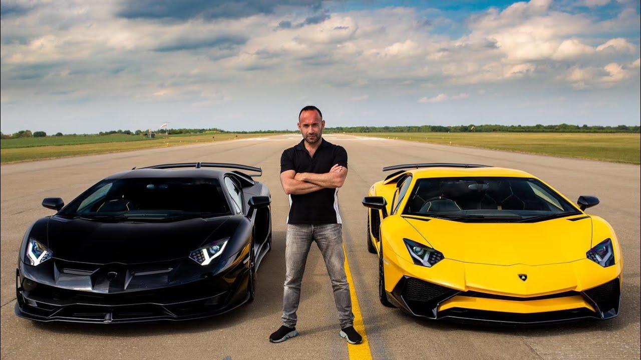 Lamborghini Aventador выпускается уже почти десять лет, и за это время флагман марки получил множество особых версий. YouTube-блогеры с канала 888MF решили узнать, насколько велика разница в динамике особых «Авентадоров», и провели дрэг-заезд.