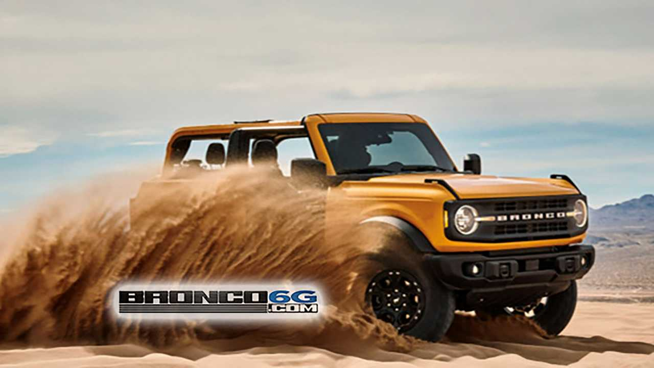 Ford has released a few pics of its Bronco SUV ahead of its launch tomorrow, July 14. Care to take a closer look?