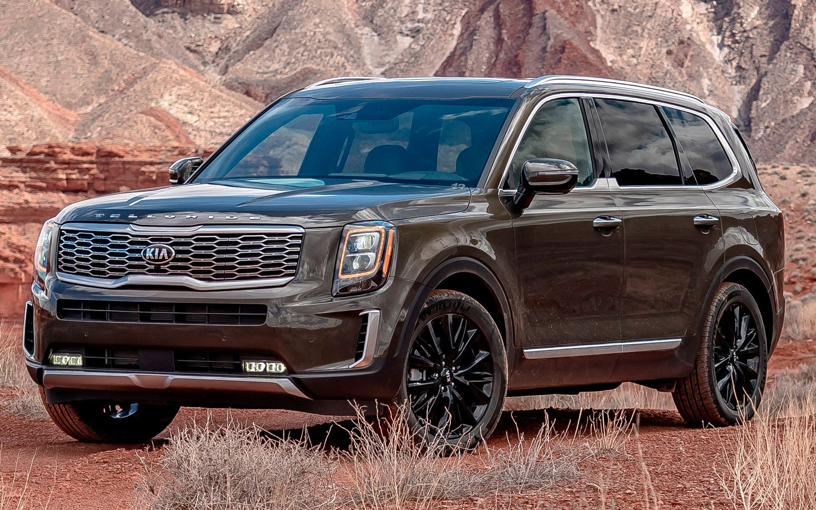 Kia has come up with a new way to sell its Telluride SUV in the United States. The Nightfall Edition will soon hit the showrooms across the country in two trim variants.