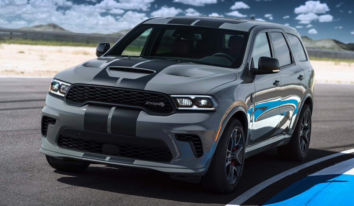 Dodge has only recently revealed its 720-hp (537-kW) Durango SRT Hellcat, but a follow-up statement has collectors reaching for their wallets: the SUV won't stay in production for longer than six months.