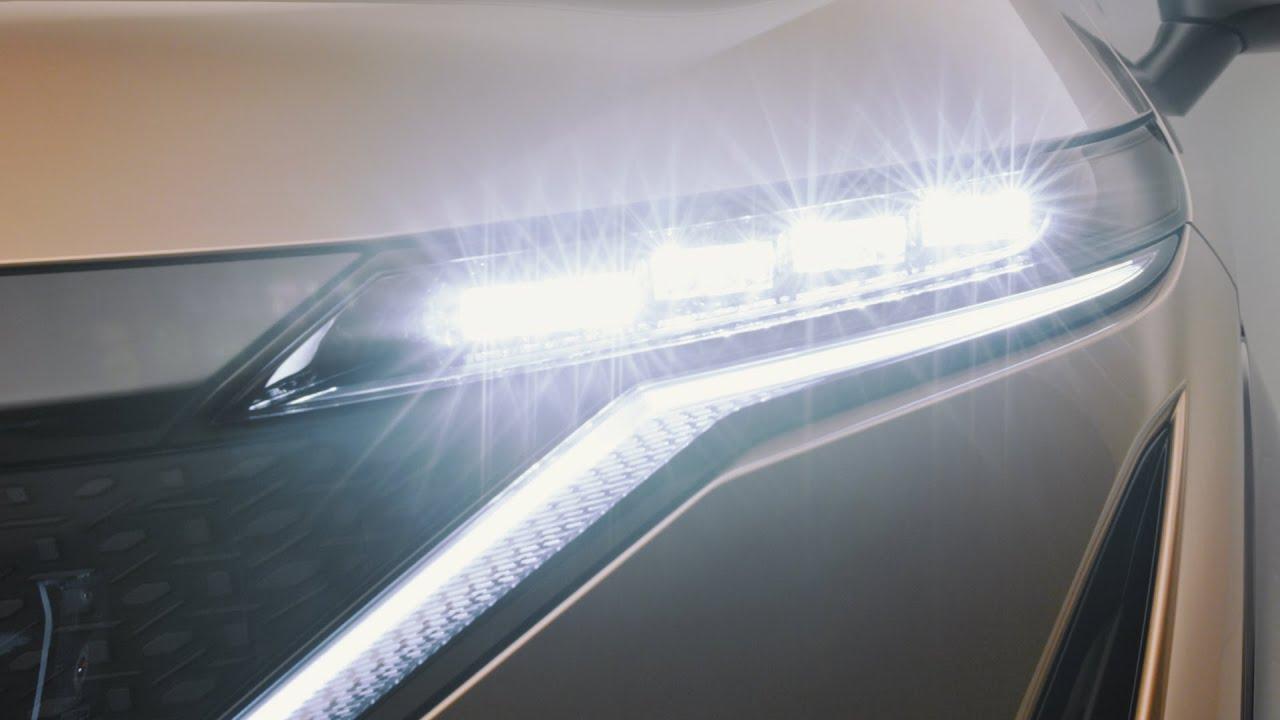Дебют Nissan Ariya состоится уже 15 июля, а пока производитель продолжает делиться тизерами новинки. На этот раз опубликовано видео, где показаны некоторые детали внешности электрического кроссовера.