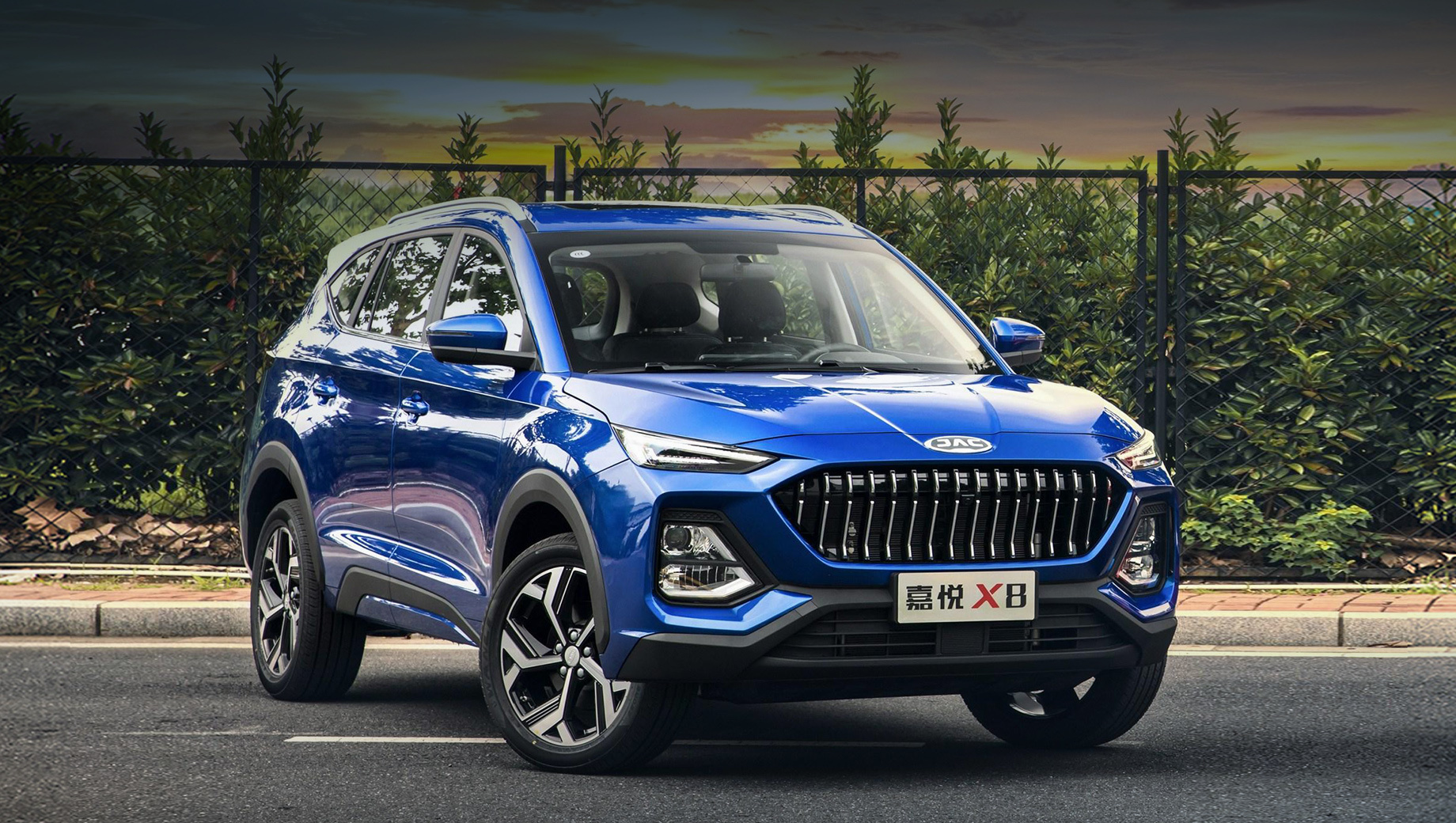 The JAC Jiayue X8 will celebrate its official premiere at the Chengdu Motor Show on July 24, 2020 and reach the market in five-, six- and seven-seater versions.