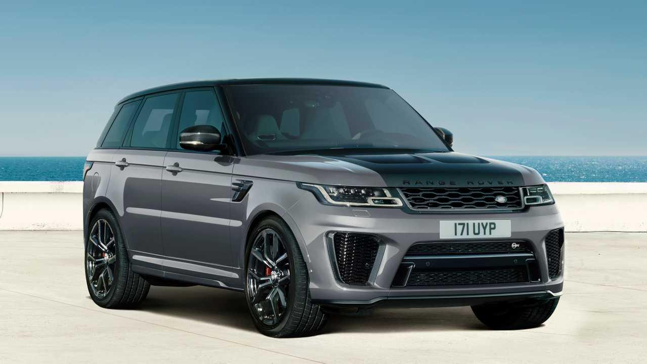 Мы уже писали о юбилейном исполнении Range Rover Fifty (на видео), посвящённом полувековому юбилею модели, а теперь компанию ему составили ещё несколько особых изданий.