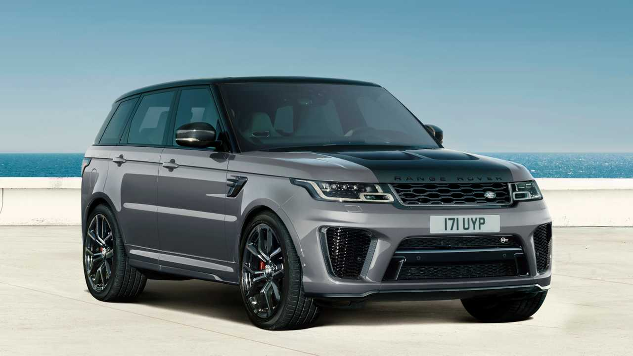 Following the launch of the Range Rover Fifty that the company built to celebrate RR's 50th birthday (see video), multiple new special editions have been announced.