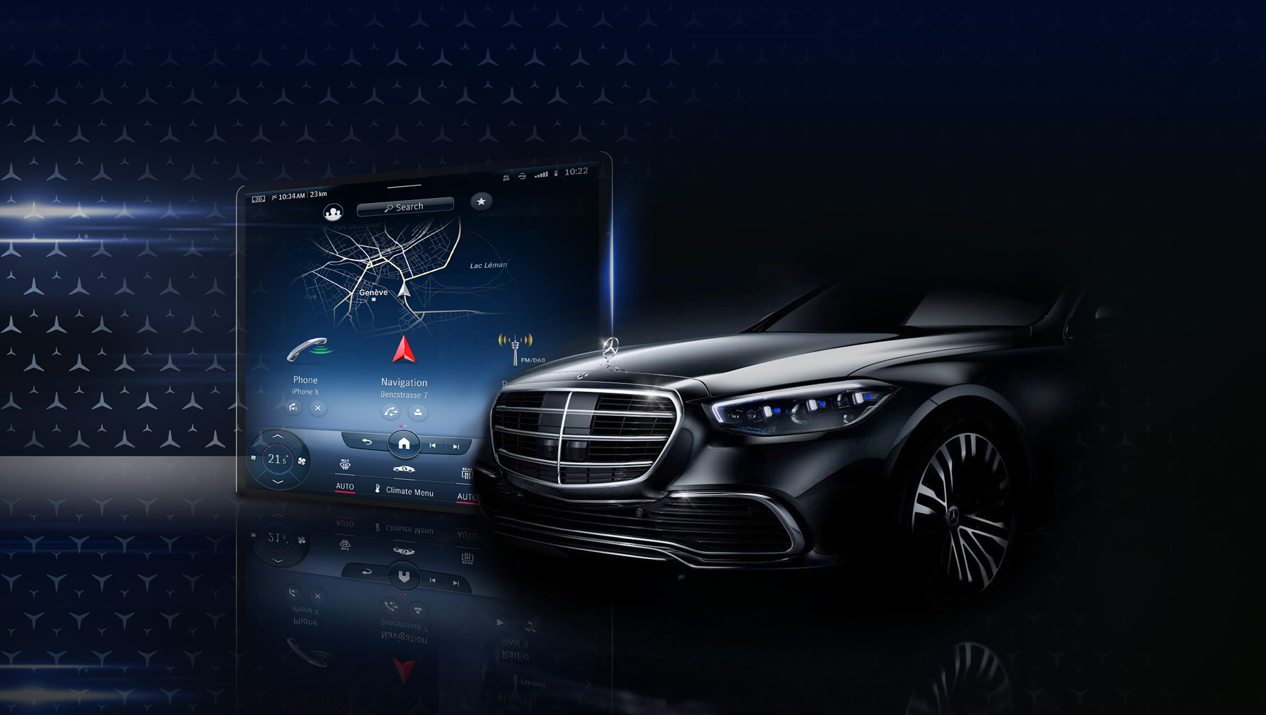Mercedes-Benz keeps showing us its new S-Class bit by bit. The latest video is dedicated to its Augmented Reality-powered heads-up display.