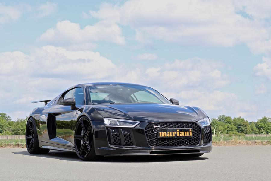 When Audi Chairman of the Board, Bram Schot, said in May that the company would be pulling the R8 from the market, many fans were appalled. Despite its hefty price tag and low production volume, the sports car is wildly popular and has few worthy substitutes. As if reacting to the news, Mariani launched a gorgeous carbon fiber body kit for the model.