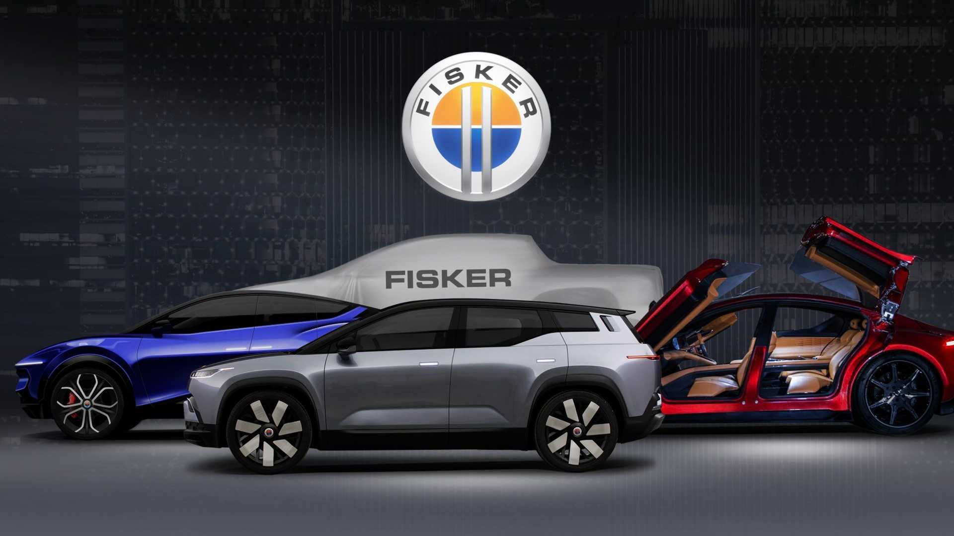 Fisker Inc. has revealed its new arrivals roadmap for the next five years. Aside from the Ocean e-SUV scheduled to hit the market in the fourth quarter of 2022, the company intends to launch another crossover, as well as a sedan and a pickup truck in 2023–25. You can see Ocean's Three standing next to it on the announcement pic.