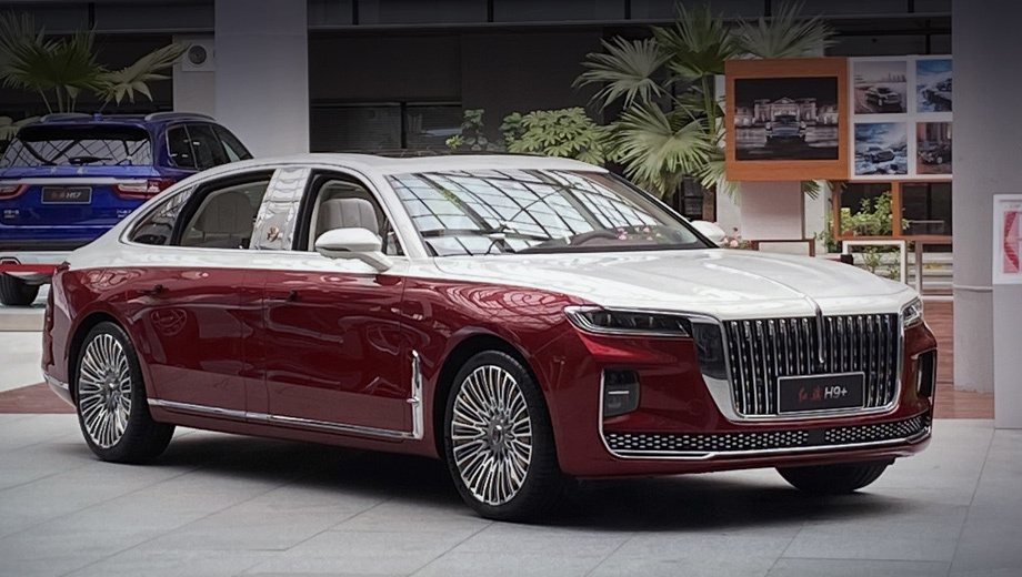 Hongqi's upcoming flagship saloon – the H9, which can see in the video – will also be receiving a long-wheelbase version called H9+. The company will display both versions of the limo at the Beijing Auto Show starting on September 26; in the meantime, you may as well have a look at the spy shots.