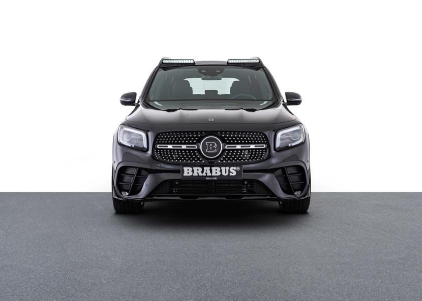BRABUS, renowned Mercedes tuning vendor from Germany, has shared the first renderings of its upcoming options and accessories for the Mercedes-Benz GLB (X 247). There are plentiful upgrades both aesthetic and practical to choose from.