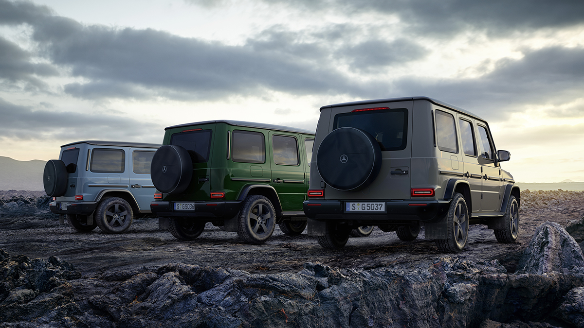 Multiple media in China are reporting that Mercedes-Benz will be adding a new base engine to its local G-Class lineup, a turbocharged four-cylinder with only two liters of displacement.
