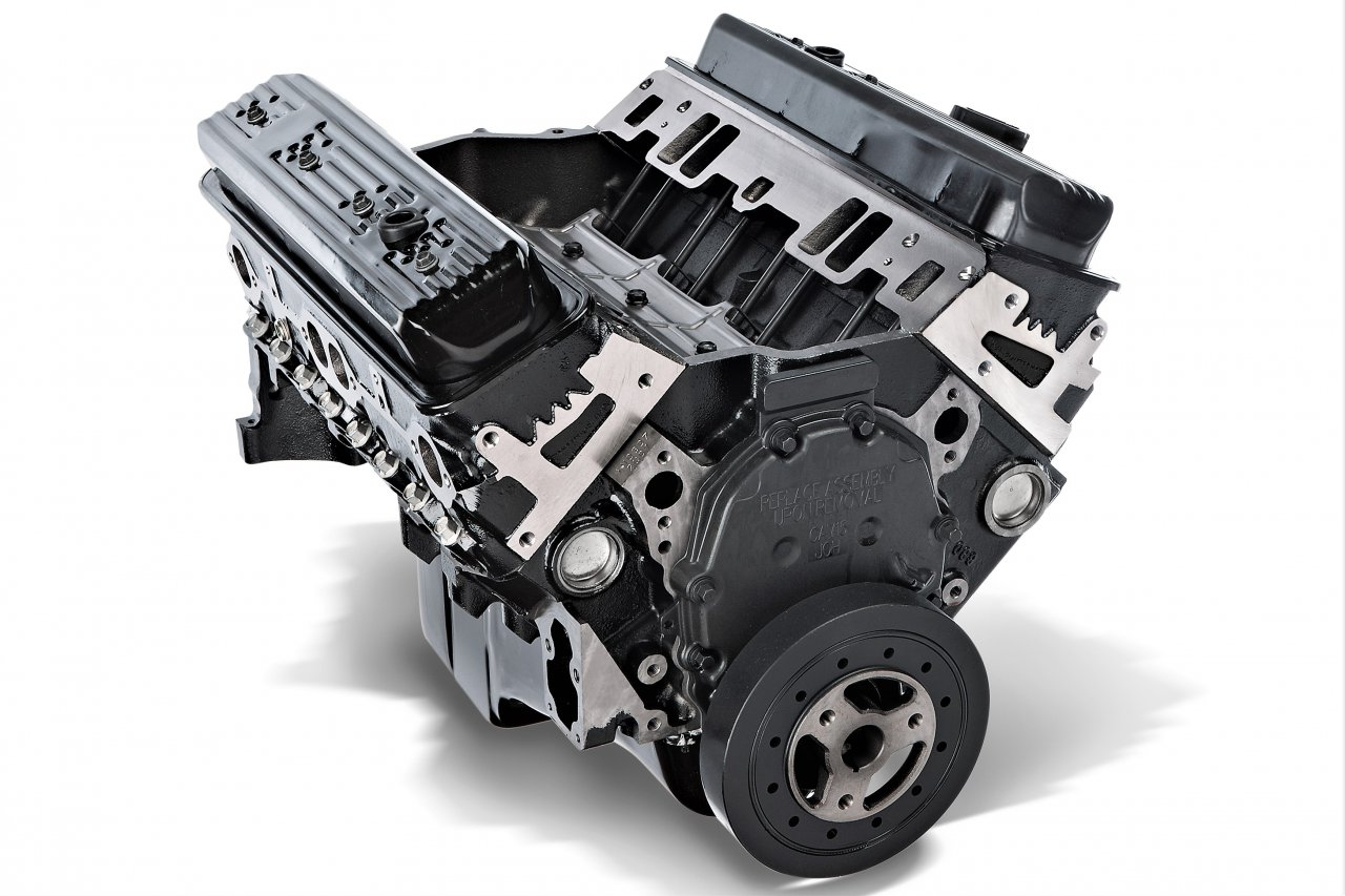 General Motors снова начнет выпуск бензинового V8 5.7 для фургонов, внедорожников и пикапов «Шевроле» и GMC, выпускавшихся в период с 1987 по 2002 год.