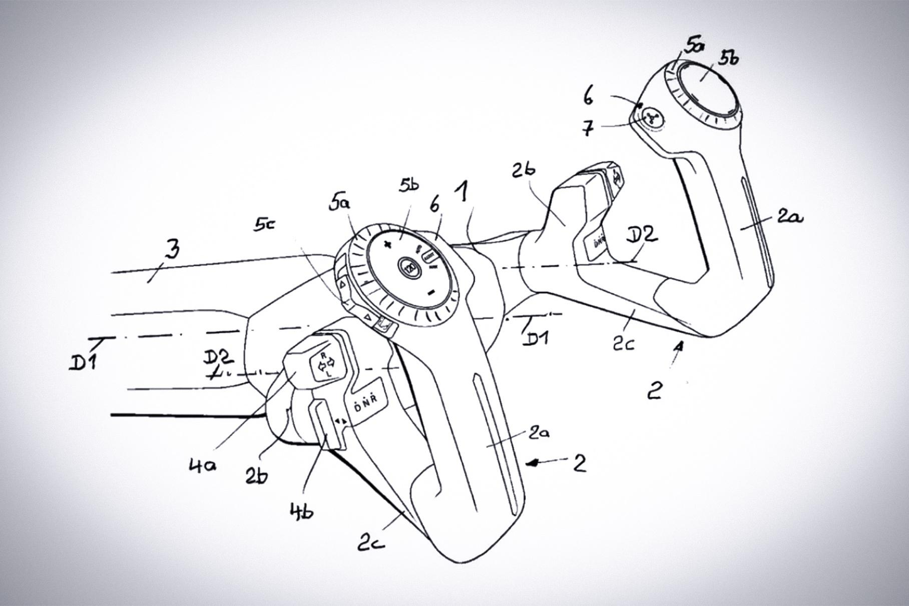 Official diagrams showing one of the latest technologies developed by BMW have surfaced in the database of a German patent office. The documents say it is a steering wheel design suitable for autonomous BMW cars.