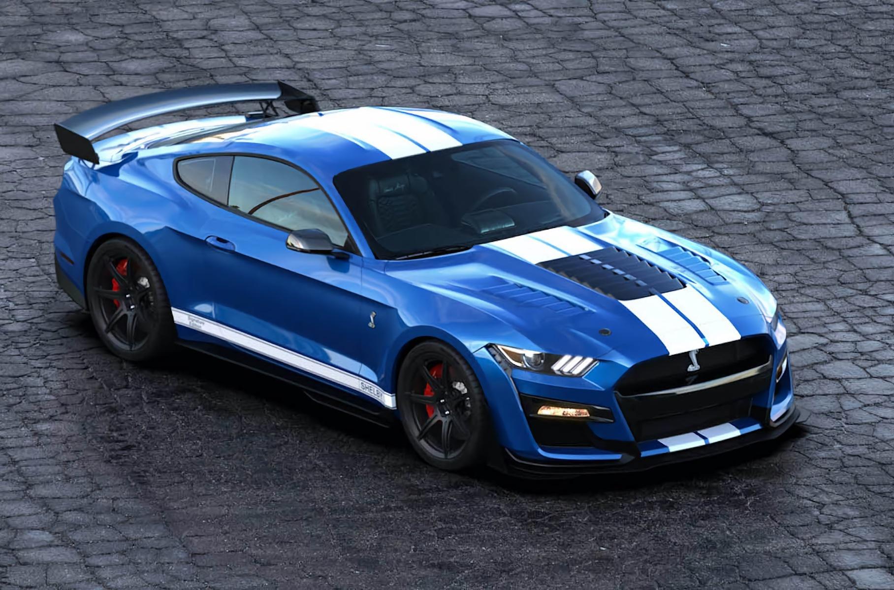 Shelby предложила владельцам GT500 пакет улучшений под названием Carroll Shelby SE, увеличивающий производительность до 800 с лишним л.с.