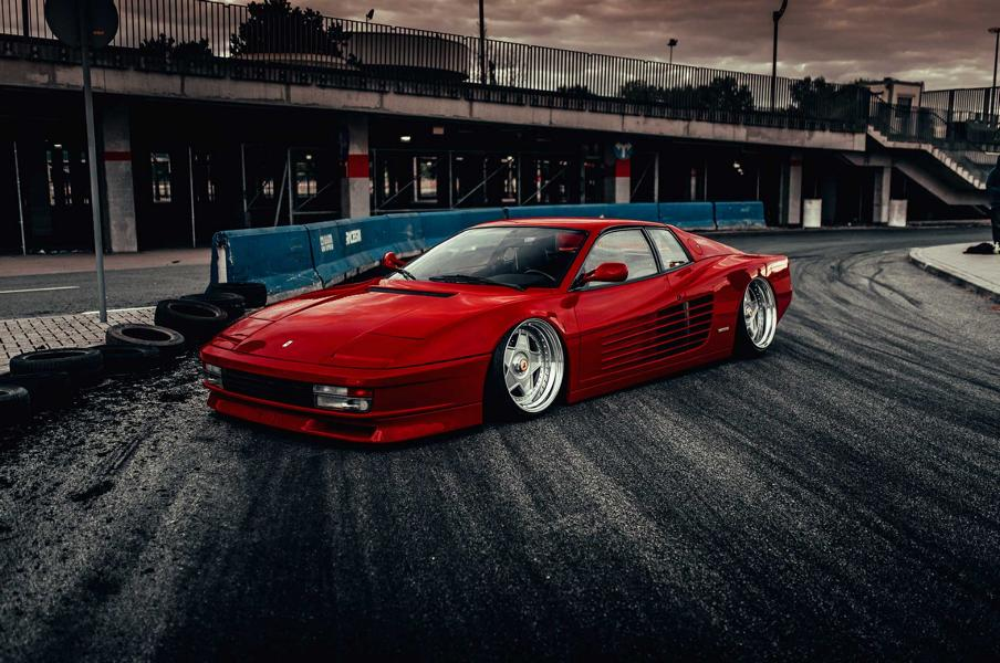Immediately after its 1984 premiere, the Ferrari 512 Testarossa made it into the dreams of supercar lovers worldwide – in fact, it remains coveted even a third of a century later. Japanese tuner Kazuki Ohashi was lucky enough not only to get his hands on a Testarossa, but also tweak it to his liking.