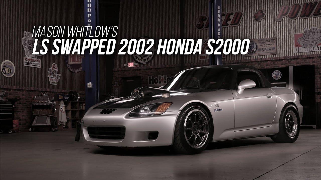 Мэйсон Уитлоу из ателье Holley Performance – заядлый автолюбитель, выросший на ценностях киноэпопеи «Форсаж». Однажды он купил себе кабриолет Honda S2000 и совершил большую ошибку, вызвав на дуэль Dodge Neon SRT4. Потерпев унизительное поражение от турбированного компакта, механик затаил обиду и вознамерился взять реванш.