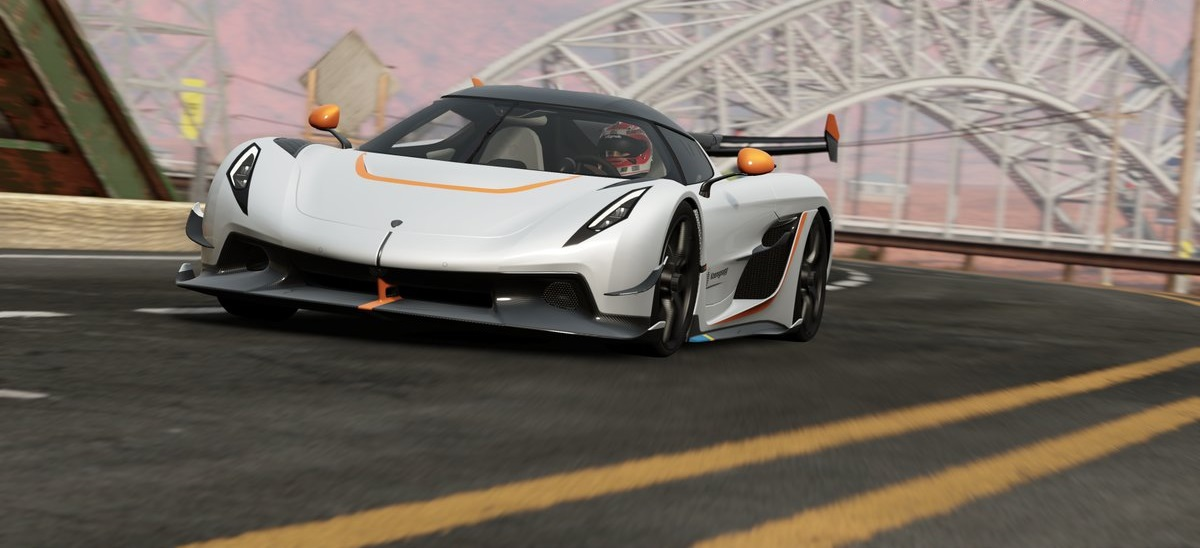 Безумный Koenigsegg Jesko Absolut дебютировал ещё в начале весны. Гиперкар оказался слишком хорош для этой жизни, а вот в виртуальном мире он чувствует себя неплохо: авто появится в игре Project Cars 3. Третья часть франшизы выйдет 28 августа.