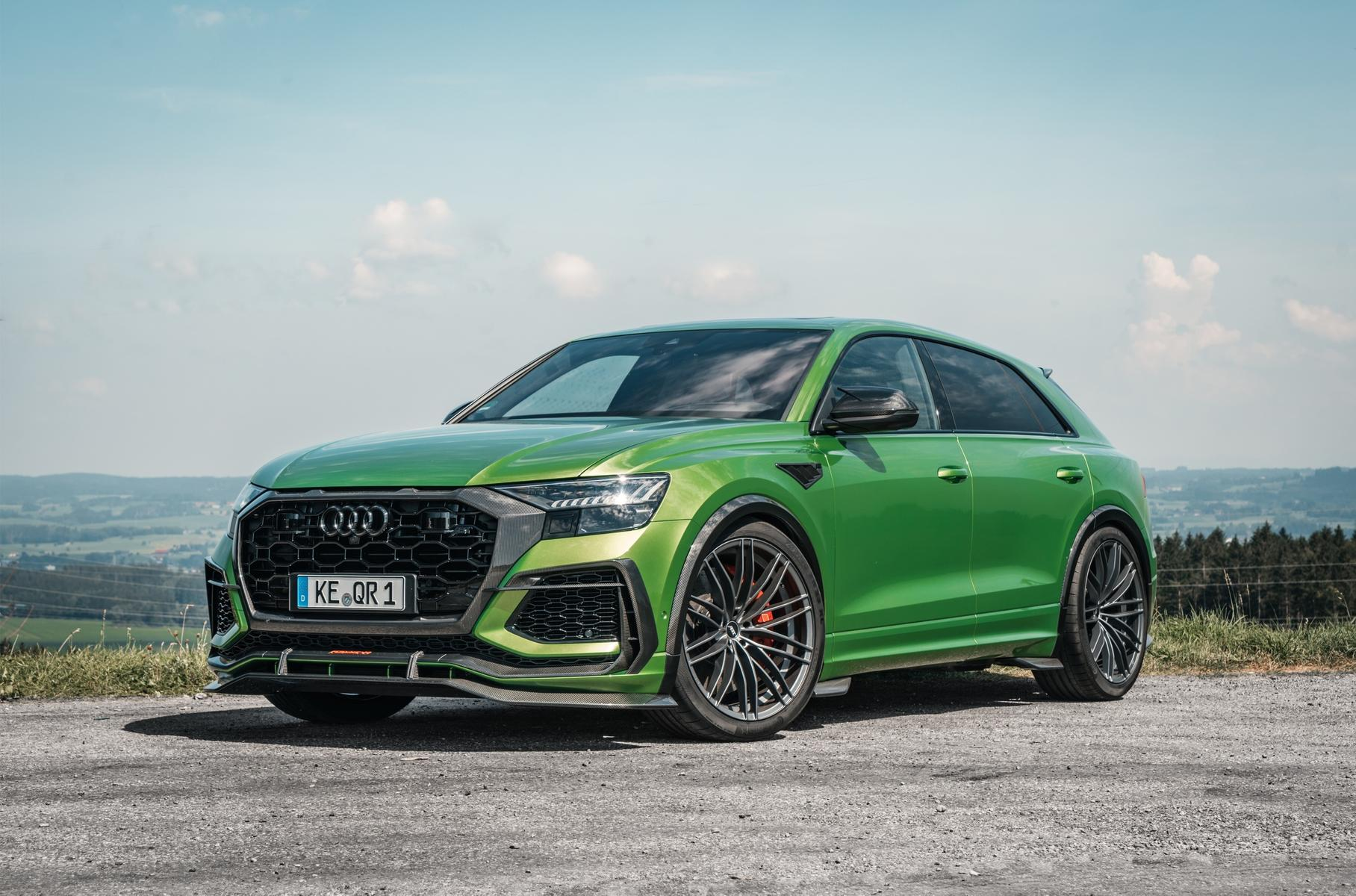 Audi's most faithful tuner is celebrating its 125th birthday this year. To reward clients and fans for their loyalty, the company will be making 125 custom Audi RS Q8 builds complete with a carbon-fiber body kit and a boosted engine.