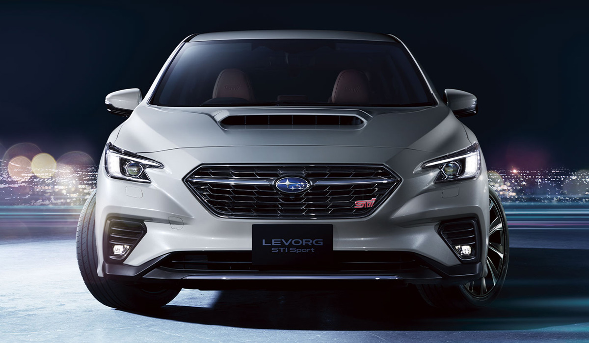 Sales of the facelifted Subaru Levorg have started in Japan and will soon begin in Europe, too. The car is the marques first to showcase the new 'Bolder' design philosophy – and in indeed does look bolder and edgier than its predecessor.